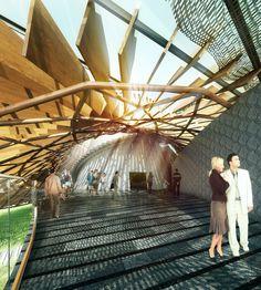 Expo Milán 2015: OBA revela el diseño para el Pabellón Tailandés.
