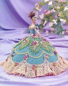 Sweet Pea Annie's Glorious Gowns Flower Garden Collection Crochet Patterns | eBay