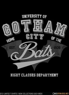 Gotham University - Apparel