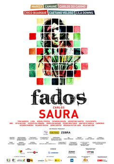 fados carlos saura - Excellent film about Fados, portuguese traditional music.