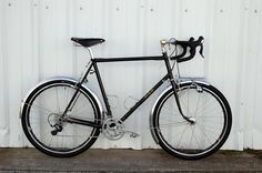 650B Randonneur Project | by mapcycles
