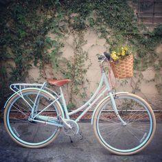 darling French-inspired Public Bike | Chandara Creative