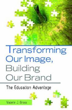 "Transforming our image, building our brand : the education advantage / Valerie J. Gross. Santa Barbara, Calif. : Libraries Unlimited, 2013.  This book describes a groundbreaking concept that enables public libraries -- and librarians -- to become indispensable by following a ""Three Pillars"" educational approach, and by replacing traditional terms with powerful, intuitive, value-enhanced terminology that everyone understands."