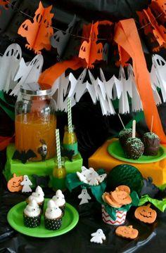 Rezept: Halloween – Ein schaurig süßer Sweet Table.