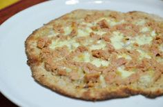 Sapori in Zona: Pizza tonno e mozzarella (4 blocchi) Menu Dieta, Pizza, Mozzarella, Quiche, Mashed Potatoes, Healthy Recipes, Yummy Recipes, Yummy Food, Cooking