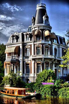 Amsterdam Architecture...AMAZING! - ANN #ANNJANEcomingsoon