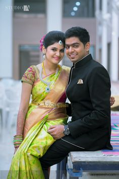 Vignesh best couple of this moment. Couple Photoshoot Poses, Pre Wedding Photoshoot, Couple Posing, Wedding Poses, Saree Wedding, Wedding Shot, Wedding Couples, Indian Wedding Couple Photography, Couple Photography Poses