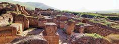 #Tour To #Iran | City and Site | #travel #agency in Iran | #Temple of #Anahita, #Kangavar | Tour To Iran