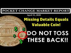 Average Looking Coins With Hidden Valuable Errors - Pocket Change Market Report - YouTube