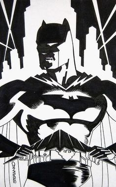 Batman by Jim Steranko