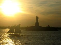 Statue de la liberté à New-York