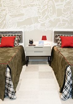 d.i.y. inspiration...;bed cover layering