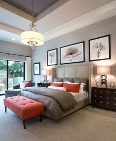 Style Your Bedroom for Comfort & Relaxation #bedroom #bedroomdesign