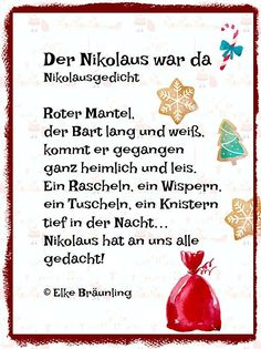 Little Nicholas Gedicht - Weihnachten - Baby Christmas Is Coming, Winter Christmas, Christmas Time, Merry Christmas, Christmas Christmas, Christmas Ornaments, Clay Christmas Decorations, Christmas Crafts, Christmas Mantles