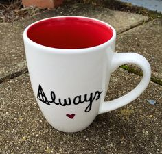 Always Harry Potter Coffee Mug Coffee Cup by Useless2Unique