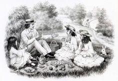 Доджсон на пикнике - Поиск в Google