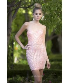 Fierce and fabulous charming cocktail dress by SCALA - SCALA - SHOP BY DESIGNERS - DRESSES - CLOTHING
