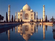 Taj Mahal #India #touringholidays