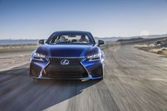 Lexus Unveils the Newest Member of Its High-Performance 'F' Series: The 467hp GS F | Lexus Canada