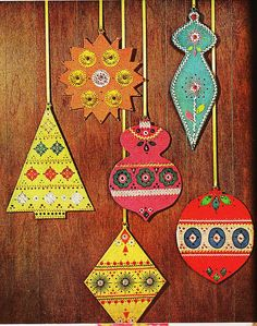 Better Homes and Gardens Treasury of Chistmas Ideas, 1966.