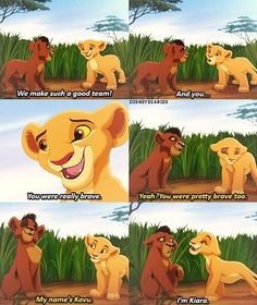 The Lion King 2 tho>>>>