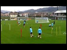 Entrenamiento del Athletic de Bilbao en Lezama - YouTube Soccer Training ba92ce7b7e471