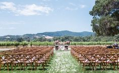 The_Knot_Dream_Wedding_Wildflower_Linen_ceremony_chateau_st._jean