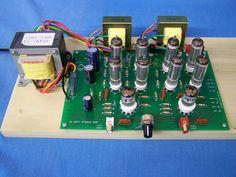 16w DIY tube amp kit $290