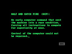 Review: Halt and Catch Fire reverse-engineers pop culture