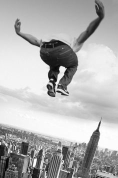 Parkour   - by Andreas Fernbrant