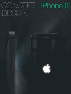 iPhone 6 (concept) by Iskander Utebayev, via Behance