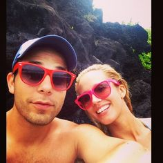 Pin for Later: 22 Times Pitch Perfect's Anna Camp and Skylar Astin Shared Crazy-Sweet PDA