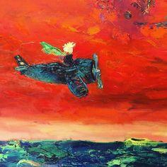 #principito #paint #argentina #art #javiergonzalez #painting #colorful