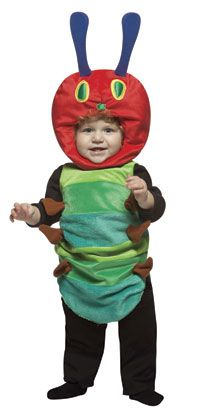 Hungry Caterpillar costume @Carlie Brown I think you should make this for your nieces and nephews...