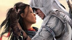 Assassin's Creed 4 Aveline The Beautiful Assassin