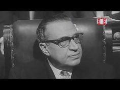 Carta de Adolfo López Mateos a la Patria - YouTube