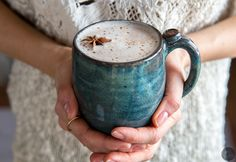 Powerhouse Coconut Chai: I want to try this right now!