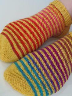 Lankaterapiaa: Hyvin palvellut Noro - Noro socks