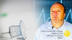 Franz Freudenthal Tichauer - Dispositivos oclusores para cardiopatías congénitas | Innovadores de América