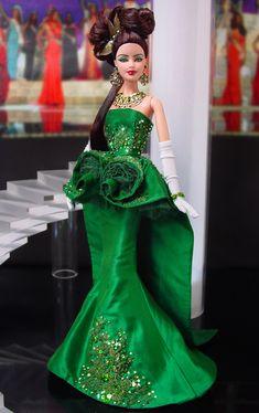 Barbie Miss Paraguay Ninimomo 2015/2016