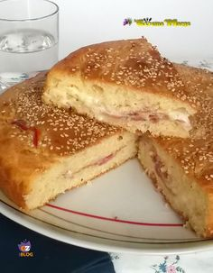 Focaccia con impasto liquido ricetta veloce. No Salt Recipes, Cooking Recipes, I Love Food, Good Food, Pain Pizza, Focaccia Pizza, Pizza Rustica, Tacos And Burritos, Sicilian Recipes