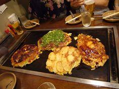 Le goût du Japon chez vous: Okonomiyaki (PART I)