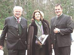Rainha Silvia faz visita privada à Alemanha - A realeza