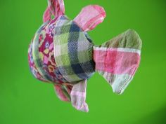 "small dreamfactory: Baby cuddle toy ""Fish"""