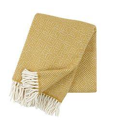 Klippan Samba Classic Throws and Blankets, Yellow, 200 x 130 x 0.5 cm KLIPPAN http://www.amazon.co.uk/dp/B00OJC0SFC/ref=cm_sw_r_pi_dp_wvf-wb1QEM9K3