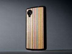 Recycled Skateboard - Google Nexus 5 Case