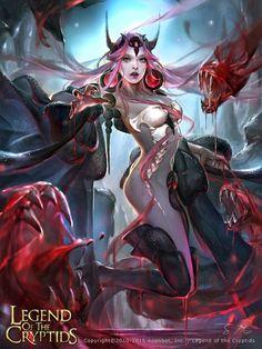 ♡ #AweSomEilluStrationS | Blood sucker_adv by zinnaDu