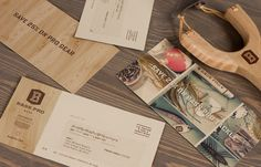 Bass Pro Shop by Fred Carriedo, via Behance