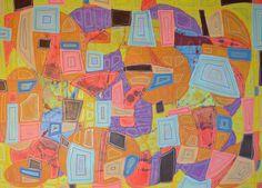 Mind, mixed media on canvas, 2014 Mixed Media, Mindfulness, Canvas, Painting, Art, Tela, Art Background, Painting Art, Kunst