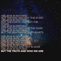 Songtext von Thirty Seconds to Mars - 100 Suns Lyrics